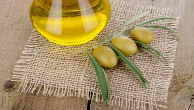 aceite de oliva en el sexo
